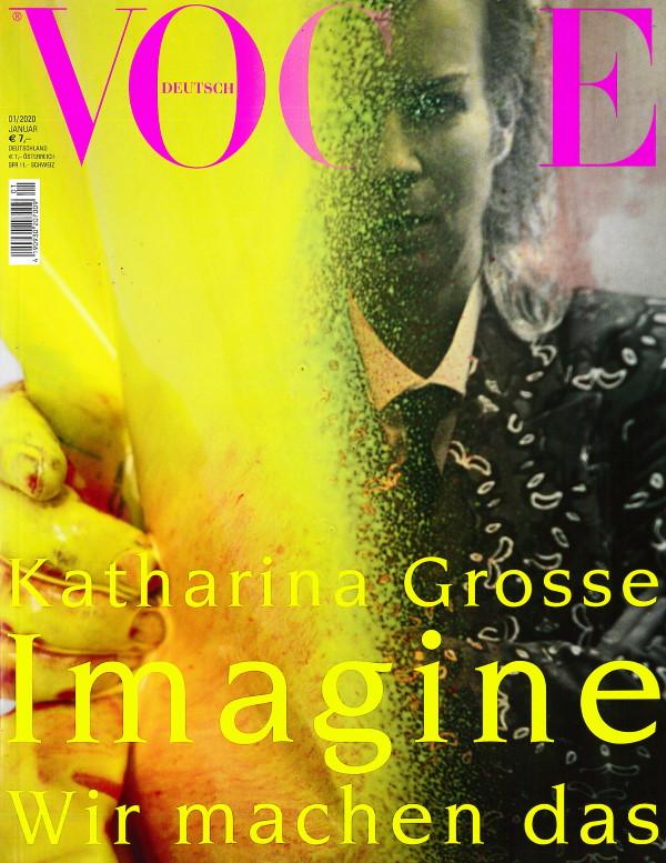 Vogue Januar 2020 Page