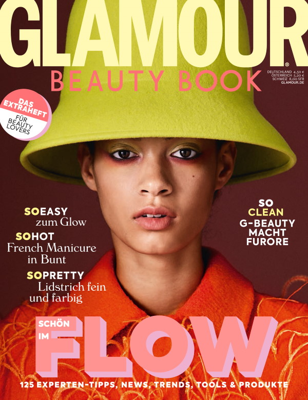 GLAMOUR Oktober 2019 - Cover