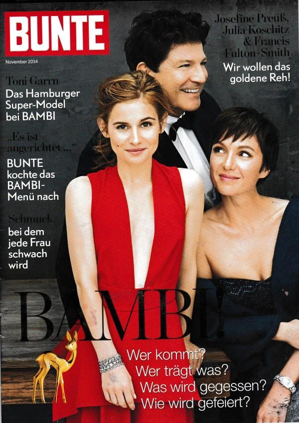 Bunte Cover November 2014