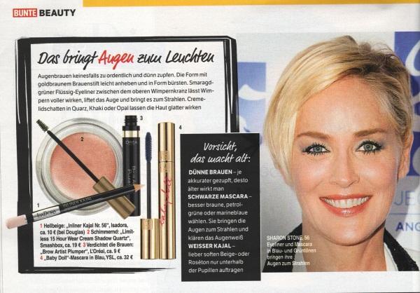 Bunte Page 2 Dezember 2014 - Beauty Tipps