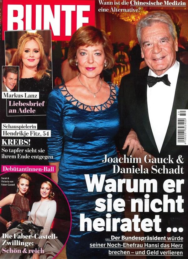 Bunte Dezember 2015 - Cover