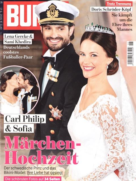 Bunte Juni 2015 - Cover