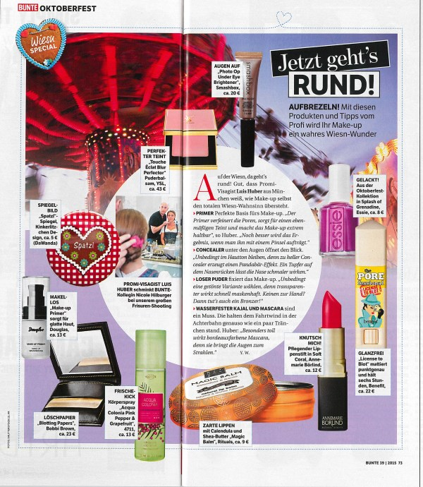 Bunte September 2015 - Page