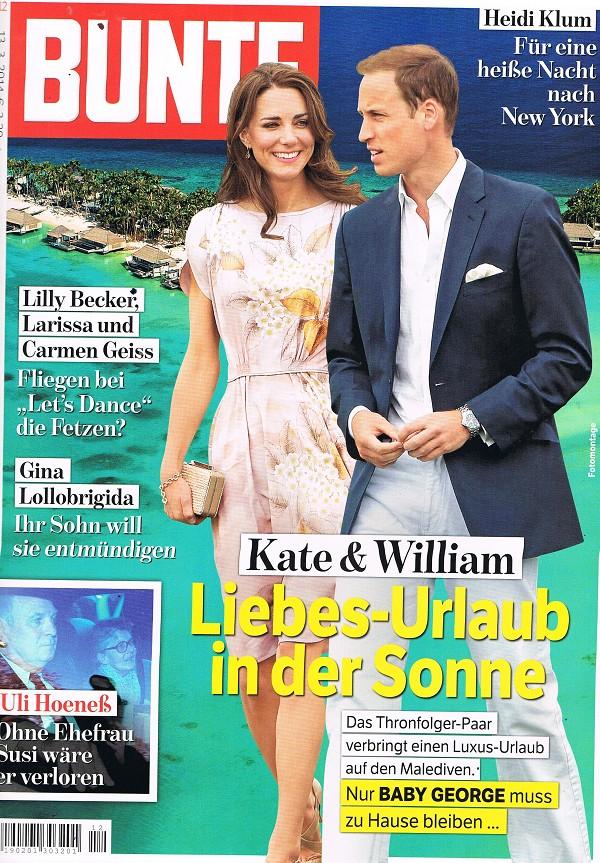 Bunte Cover März 2014