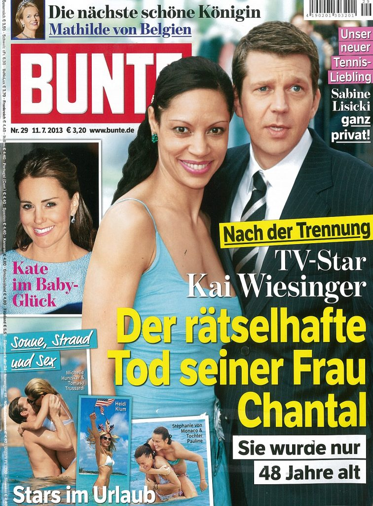 Bunte Cover Juli 2013