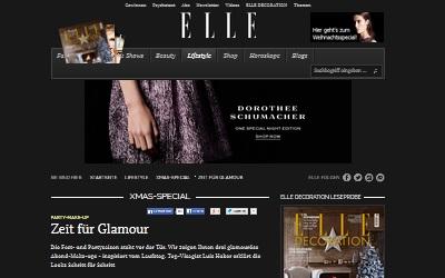 Make-up Tipps auf www.elle.de