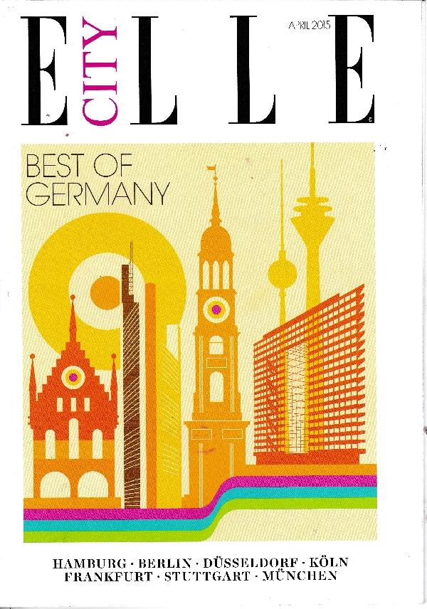 ELLECITY Guide 2015 - Cover