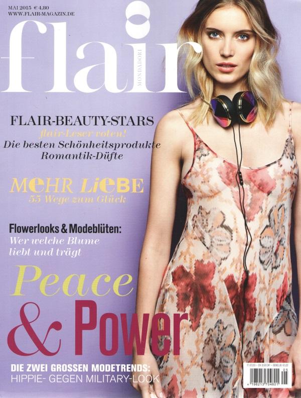 Flair Mai 2015 - Cover