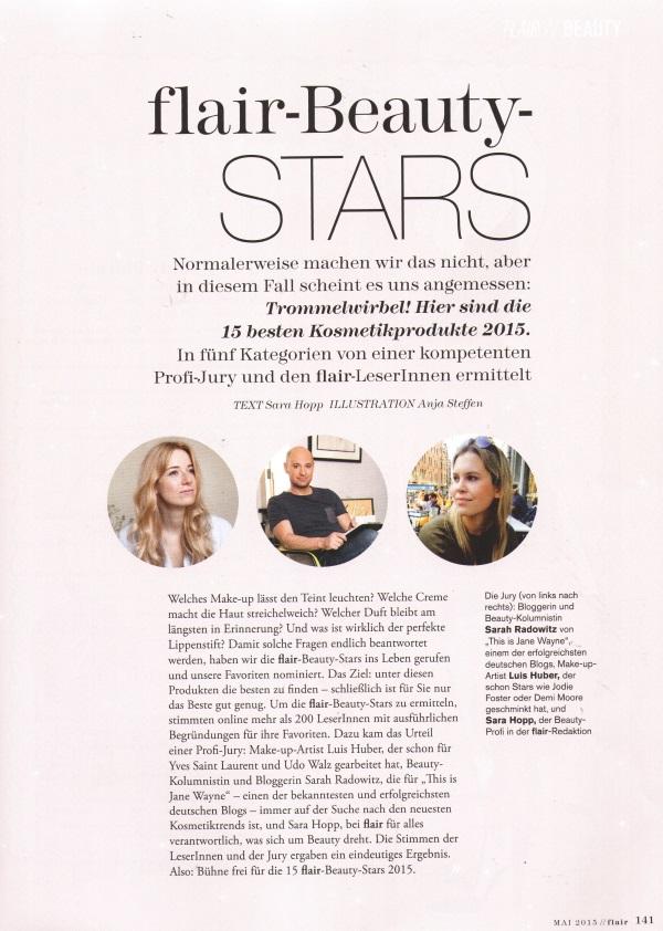 Flair Mai 2015 - Page 2