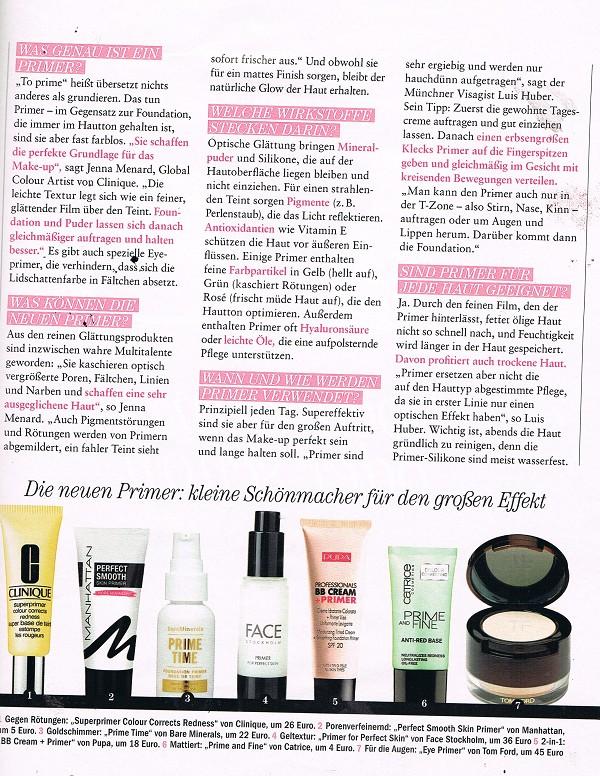 Freundin Page 2 Januar 2014