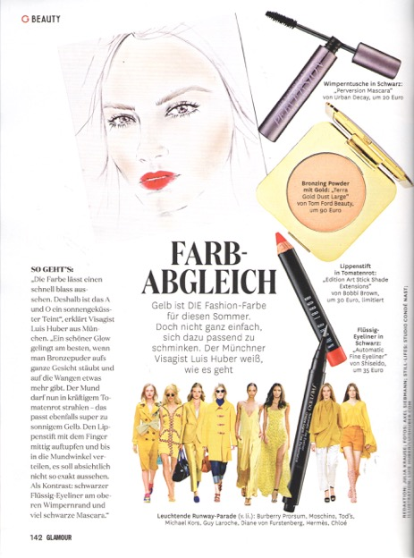 Glamour Juni 2015 - Page