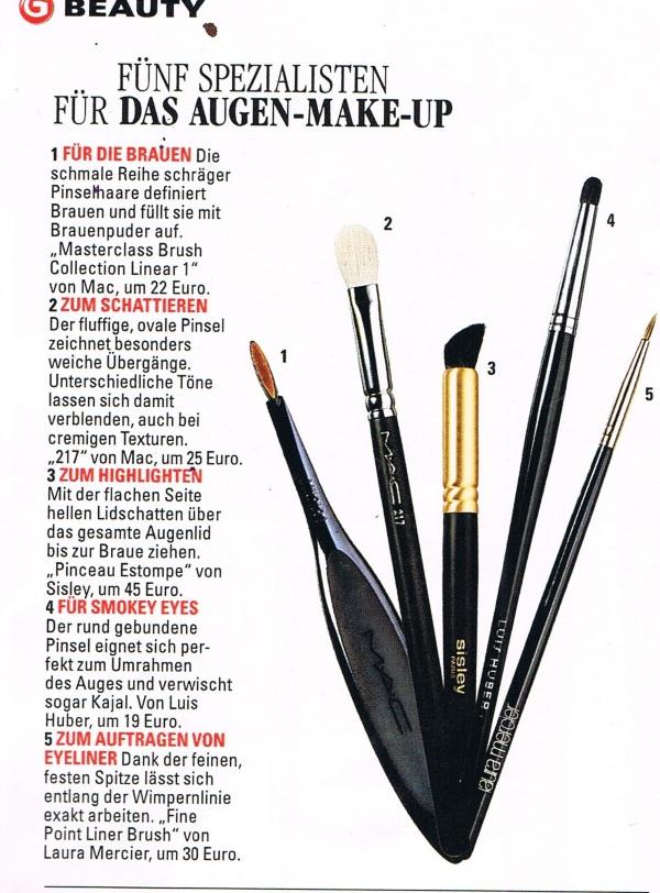 Glamour Page Januar 2014