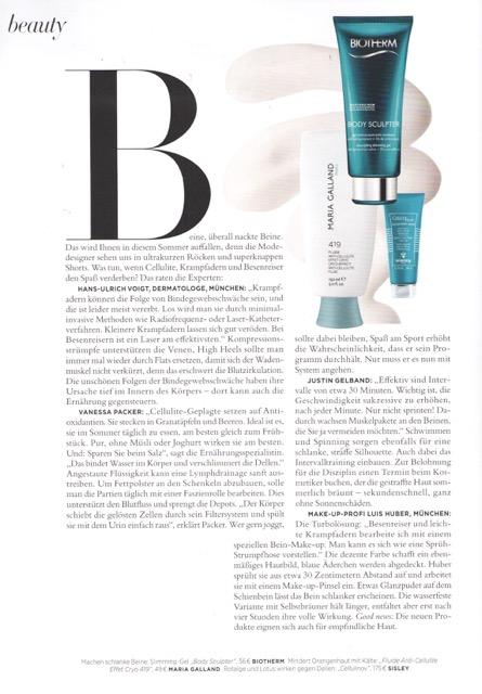 Harpers Bazaar Mai 2015 - Page