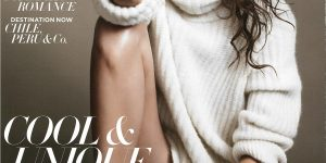 Harper's Bazaar Oktober 2015