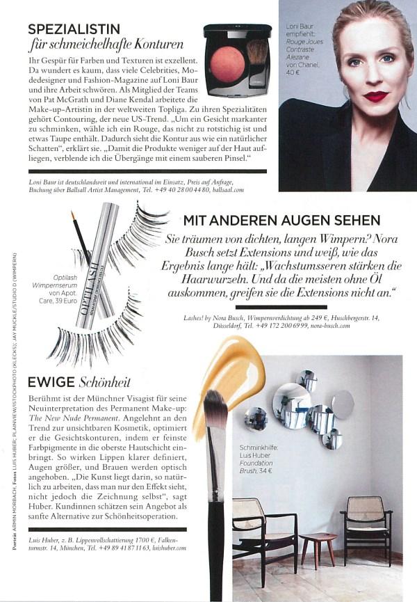 Harper's Bazaar Oktober 2015 - Page 2