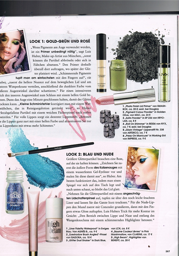 Instyle Page 2 Dezember 2013