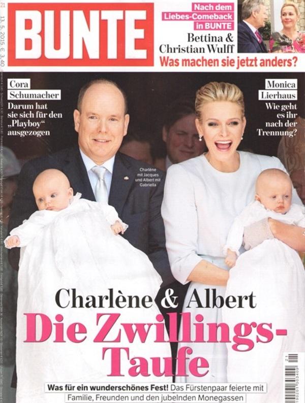 Bunte Mai 2015 - Cover