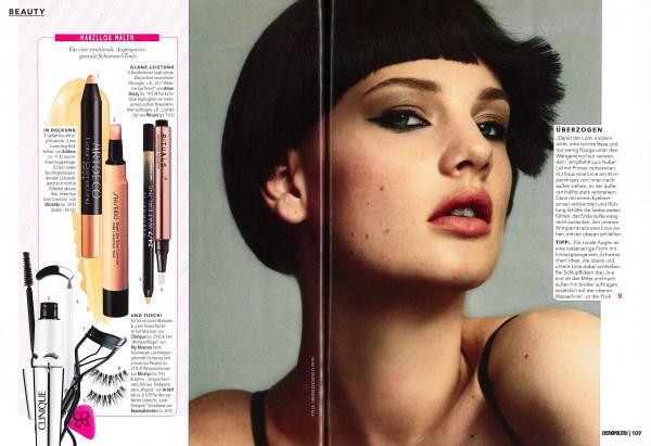 Cosmopolitan Juni 2017 - Page 4 - by Visagist Luis Huber in München