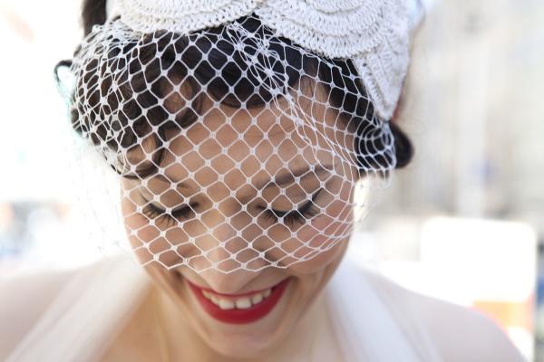 Hochzeitsmake-up im Make-up Studio München by Visagist Luis Huber