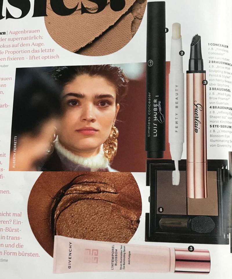 Glamour Oktober 2020 - Make-up Tipps von Visagist Luis Huber - Page 2